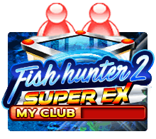 logo fish hunter2 my club